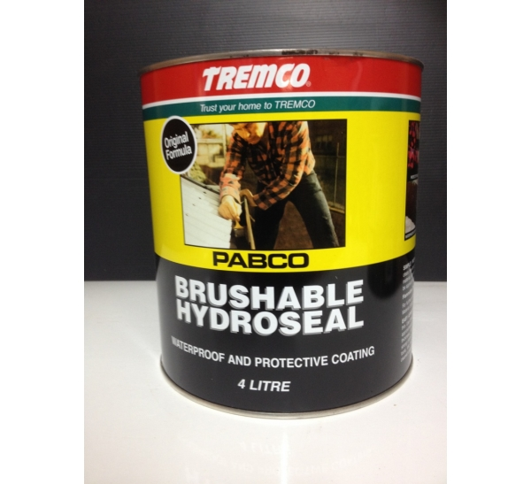 Tremco Brushable Hydroseal The Waterproofing Warehouse